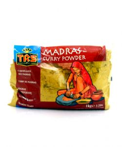 TRS Madras Curry Powder 1kg | Buy Online at the Asian Cookshop